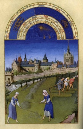 Medieval Society - The Middle Ages: the age of hardships